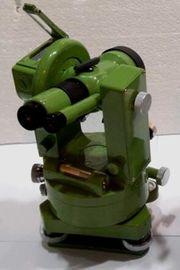 """J6E 6"""" 높이 건축 측정을 위한 정확성 360/400G 정립상 광학적인 경위의"""